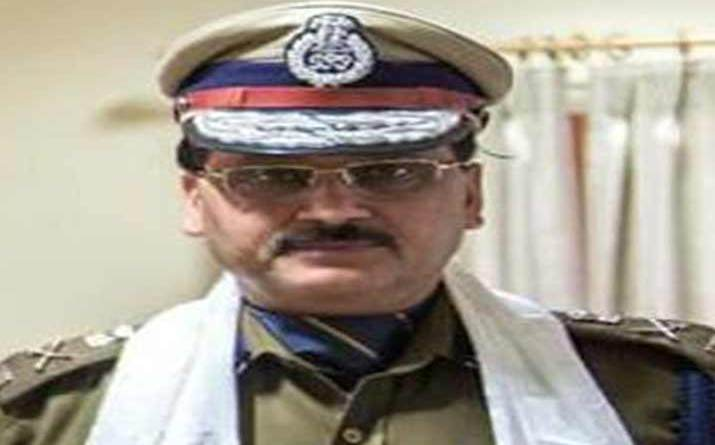 Arunachal: SBK Singh assume as new DGP of Arunachal Pradesh