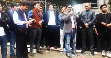 Arunachal: Tapir appeals NERIST student to withdraw their strike