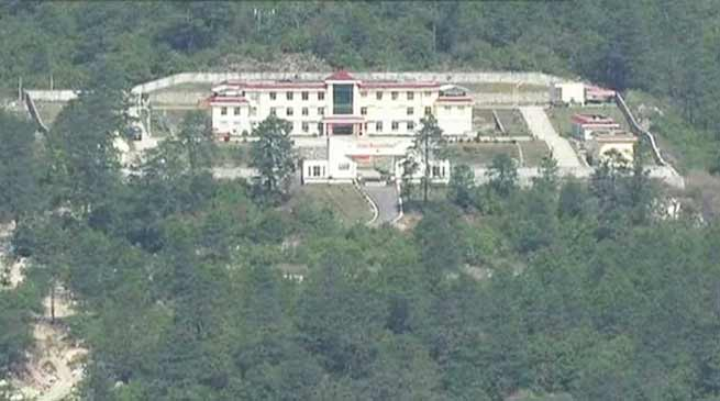 Arunachal : China's PLA builds camps along Arunachal near Kibithu
