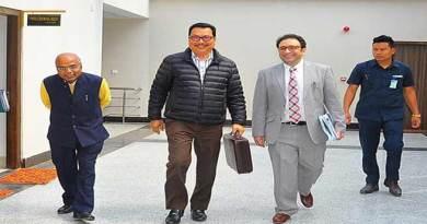 Arunachal : Chowna Mein present State Budget for 2018-19