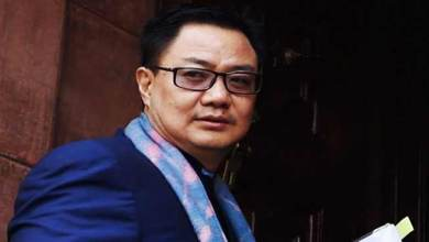 Photo of NERIST Protest: Rijiju wrote letter to Javedkar