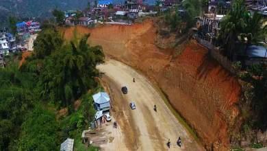 Arunachal : Mein reviews progress of work of Itanagar-Papu Nallah NH