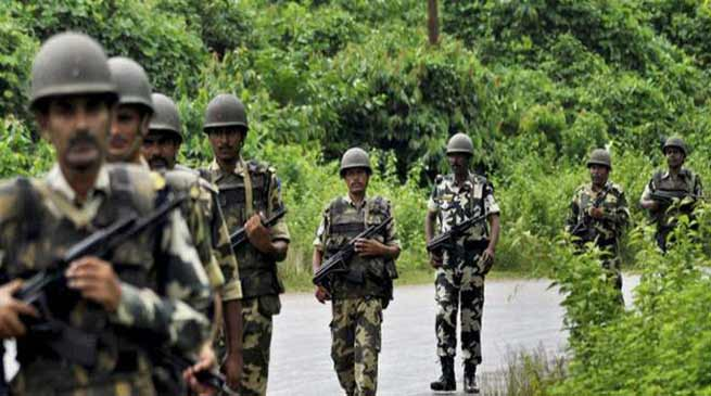 AFSPA removed from Meghalaya, restricted in Tirap, Longding and Changlang districts of Arunachal Pradesh