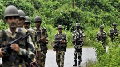 Photo of Arunachal : AFSPA extended in Tirap, Changlang and Longding
