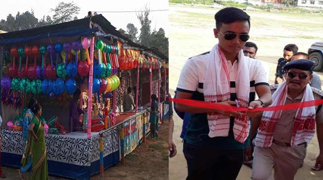 Itanagar:  Sikom inaugurates Amusement mela at IG Park