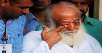 Asaram Convicted, life time imprisonment on rape case