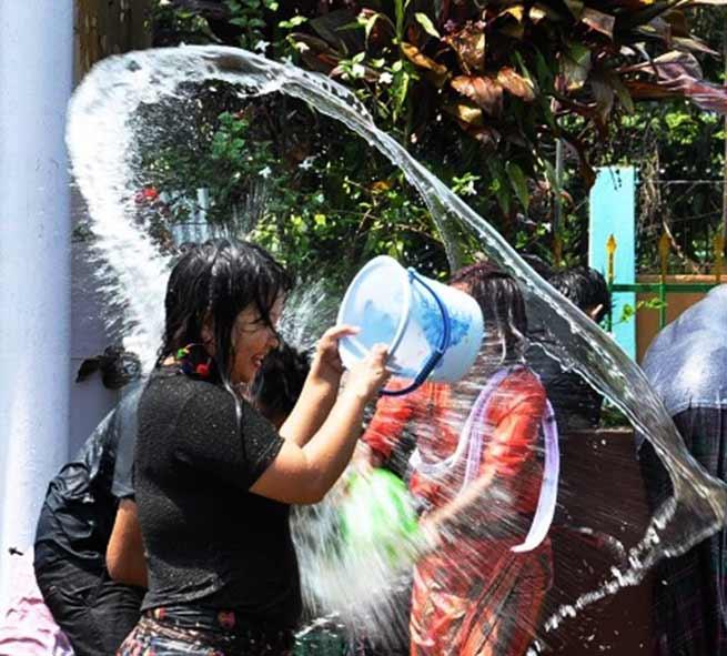 Arunachal: Sangken, The festival of Water begins