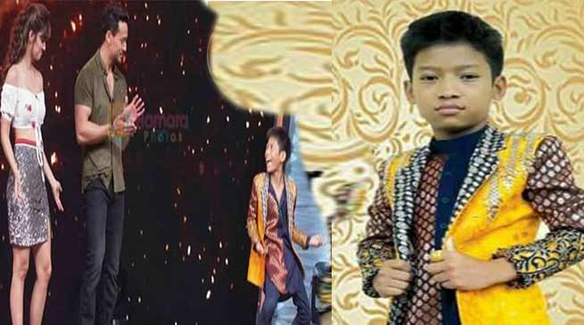 Arunachal: Voting Appeal for DID Lil master Tamman Gamnu