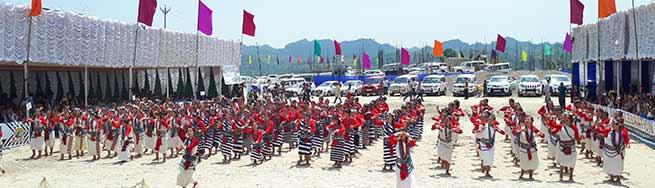 Arunachal- NES celebrates XIth Nyishi Day
