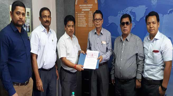 "Arunachal: Agreement for research on "" Black Apong, Chang"""