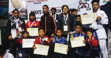 Arunachal: Karate players bring laurels