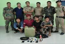 Photo of Arunachal : Capital police nab four Bike lifter