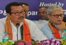 connectivity has been the biggest constraints in the all round development of the northeast- Chowna Mein