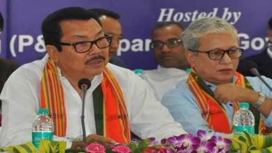 Photo of connectivity has been the biggest constraints in the all round development of the northeast- Chowna Mein