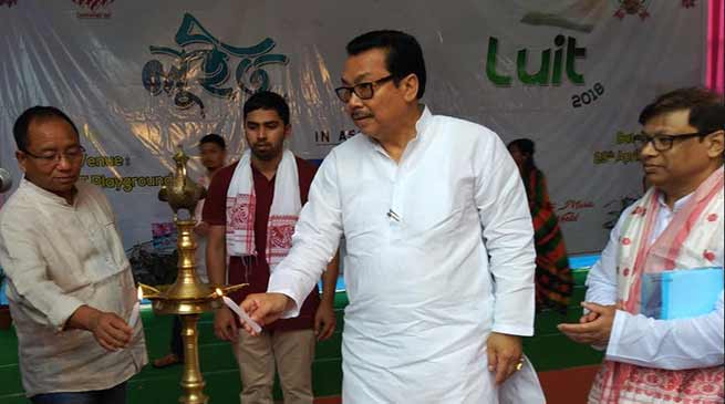 Arunachal Pradesh is a living example of unity in diversity- Chowna Mein