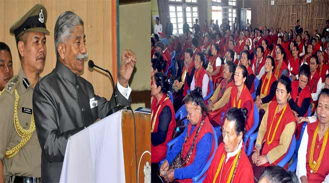 Arunachal: Governor called for people friendly governance