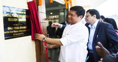 Arunachal : Pema Khandu inaugurates new office of APSERC