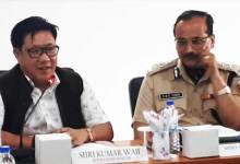 Arunachal Police launches its public grievances pages in Social Media platform