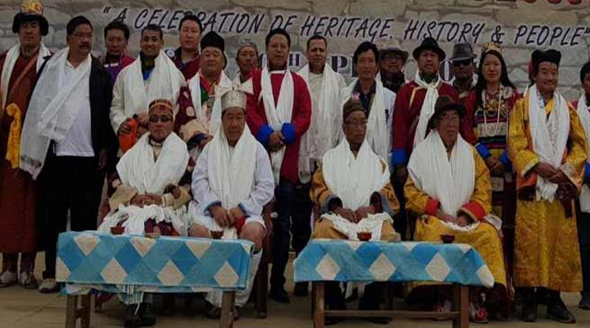 Arunachal:maintain age old tradition, culture and communion among the people- Sidisow