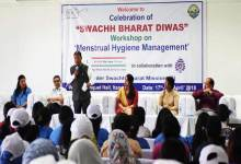 Photo of Arunachal: Workshop on Menstrual Hygiene management