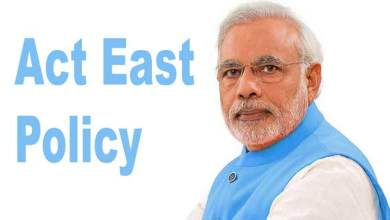 Photo of PM Modi's 3 Nation tour will boost Act East Policy