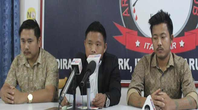 Arunachal: Ojing Taying murder case- BOWS demands CBI enquiry