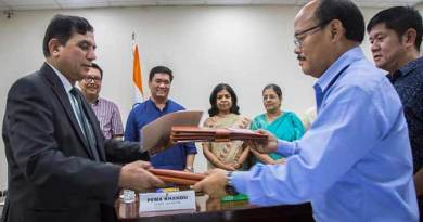 Arunachal: Share transfer agreement between ITDC and APIDFC