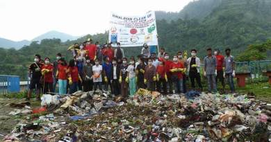 Arunachal: Himalayan Cleanup drive to clean Roing town