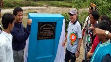 Photo of Arunachal: Rebia inaugurates Duda Village under Banderdewa Circle