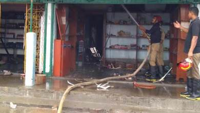 Photo of Arunachal: 3 shops gutted in fire mishap in Hollongi