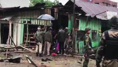 Manipur: 2 BSF jawans, 3 Civilians killed in IED Blast in Imphal