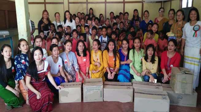 Nurses team visits OWA to observe International Nurses Day