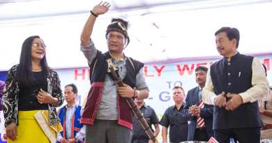 Arunachal : work culture in the state is improving- Pema Khandu