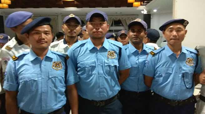 Itanagar : Mobile squad for traffic management