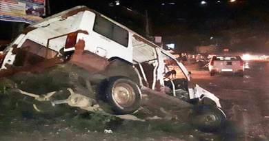 Arunachal: SBI employee dies in road accident