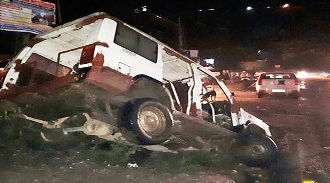 Arunachal:  SBI employee dies in road accident