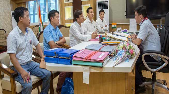 Arunachal: APTA requests CM Khandu for review of ISSE Bye-law