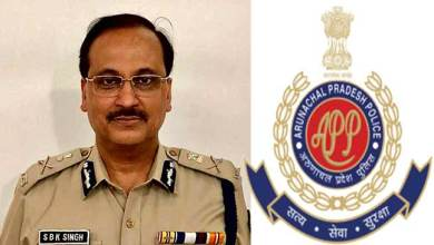 Arunachal Police in path of modernising-DGP