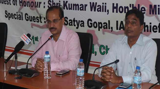 Arunachal: Police personnel should work without stress- DGP