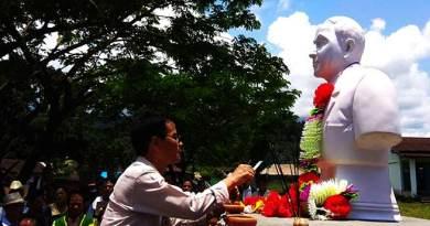 Arunachal: Lummer Dai statue unveiled in Siluk Village