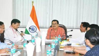 Arunachal: Chowna Mein resolves Sainik School land imbroglio