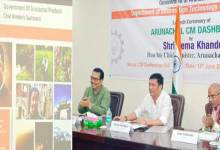 "Photo of Arunachal: Khandu launches ""Arunachal Pradesh CM Dashboard"""