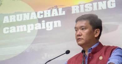 CM Pema Khandu Launches Arunachal Rising Campaign