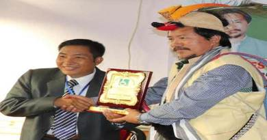 Arunachal: Learn skill for a self reliant- Pani Taram