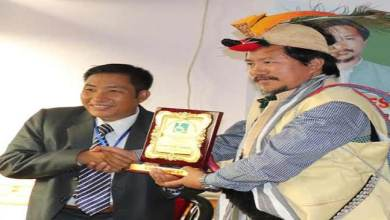 Photo of Arunachal:Learn skill for a self reliant- Pani Taram