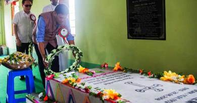 Itanagar: Khandu pays tributes to Reverend Brother Prem Bhai