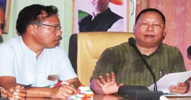 Itanagar: Congress demand cancellation of land allotment in IG Park