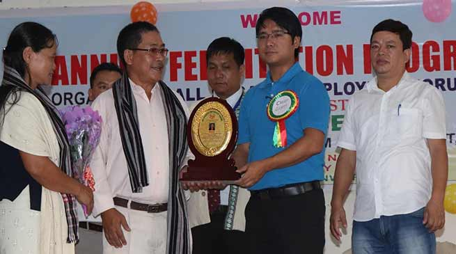 Arunachal:work for the upliftment of the education scenario- Dr. Joram Beda