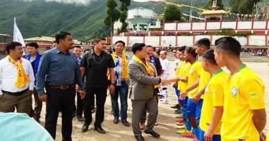 Arunachal: Independence cup football tournament begins