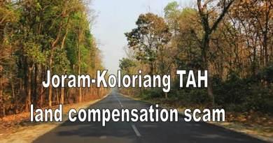 Arunachal: Joram-Koloriang TAH land compensation scam, 3 arrested